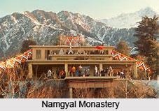 Indian Monasteries
