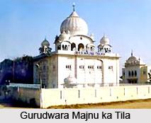 Gurudwara Majnu ka Tila, New Delhi