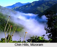 History of Mizoram