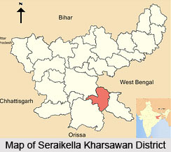 Seraikella Kharsawan District, Jharkhand