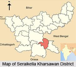 Seraikella Kharsawan District, Jharkhand