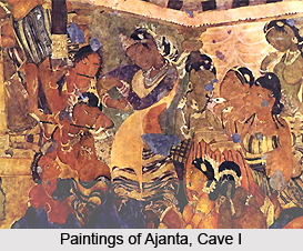 Paintings Of Ajanta