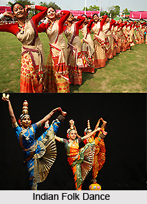 Types of Indian Dances