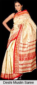 Fabric of Indian Sarees