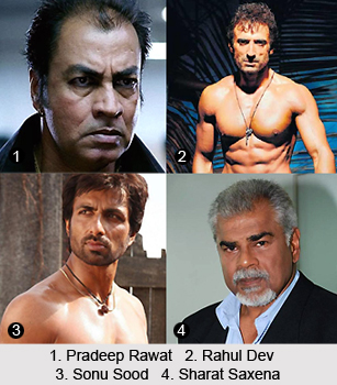 Bollywood Villains, Indian Cinema