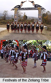 Festivals of Zeliang Tribe