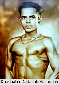 Khashaba Dadasaheb Jadhav, Indian Wrestler