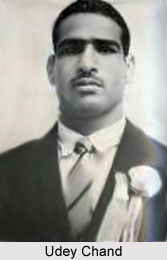 Udey Chand, Indian Wrestler