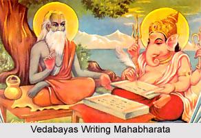 18 Parvas of Mahabharata