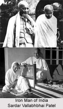 Sardar Vallabhbhai  Patel , Indian Freedom Fighter