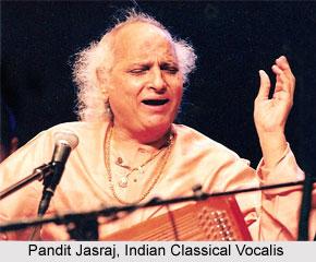 Hindustani Classical Music in Modern India