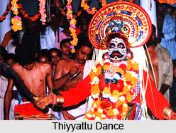 Folk Dances of Kerala