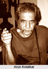 Arun Kolatkar, Indian English Poets