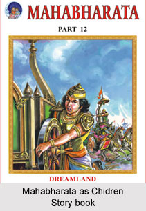 Fables in Mahabharata