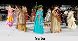 Garba Dance of Gujarat