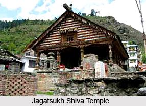 Jagatsukh Shiva Temple, Manali, Kullu, Himachal Pradesh