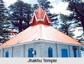 Jhakhu Temple