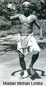 Madan Mohan Lenka, Indian Chhau Dancer