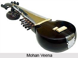 Veena, Indian Musical Instrument