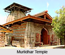 Murlidhar Temple, Naggar, Kullu, Himachal Pradesh