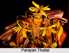 Tullal, Indian Dance Form