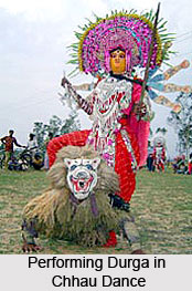 Chhau ,  Indian Folk Dance