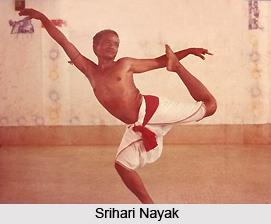 Srihari Nayak, Indian Dancer