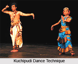 Technique of Indian Classical Dance