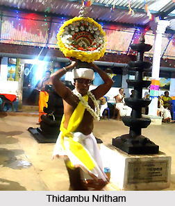 Thidambu Nritham, Folk Dance of Kerala