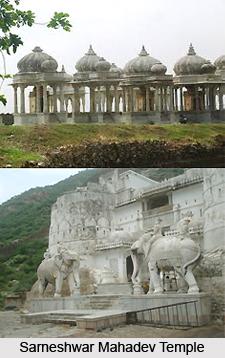 Tourist places around Mount Abu