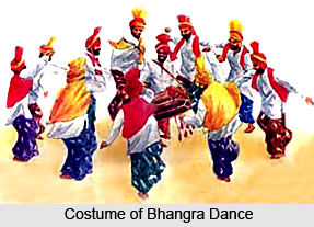 Costumes in Indian Folk Dances