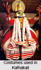Costumes and Make Up in Kathakali