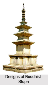 Indian Stupa Sculpture