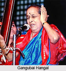 Gangubai Hangal, Indian Classical Vocalist