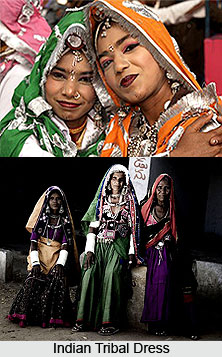 Indian Tribal Fashion