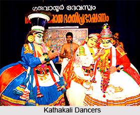 Repertoire in Kathakali