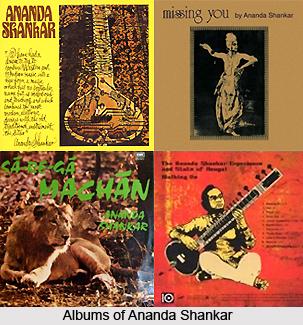 Ananda Shankar, Indian Musicians