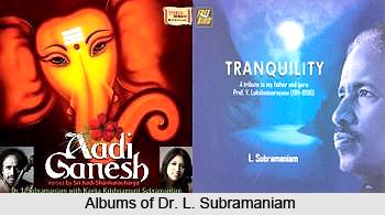 Dr. L. Subramaniam, Indian Music