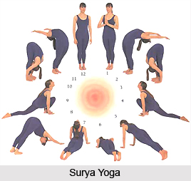 Impact of Yoga Asanas on Human Body System, Yoga Postures