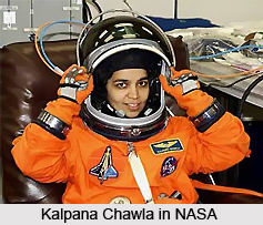 Education of Kalpana Chawla, Indian Astronauts