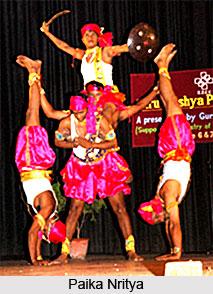 Folk Dances of Orissa