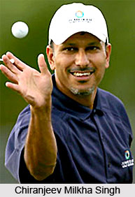 Arjuna Awardees in Golf, Indian Golf