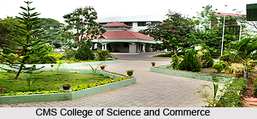 CMS College of Science and Commerce, Coimbatore, Tamil Nadu
