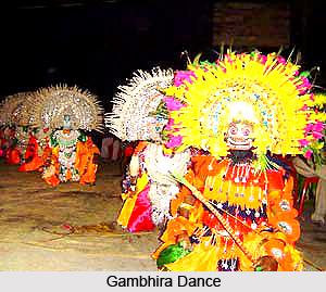 Gambhira Dance, West Bengal