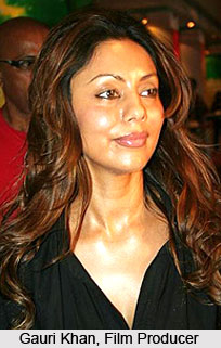 Gauri Khan, Wife of Shahrukh Khan