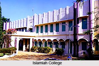 Islamiah College, PJ Nehru Road, Newtown Vaniyambadi, Vellore, Tamil Nadu