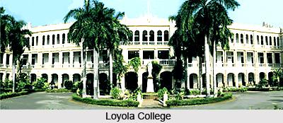 Loyola College, Chennai, Tamil Nadu