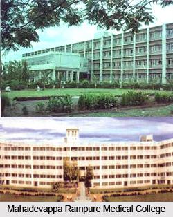 Mahadevappa Rampure Medical College,  Gulbarga, Karnataka