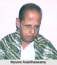 Mysore Ananthaswamy, Indian Classical Vocalists