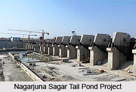 Nagarjuna Sagar Tail Pond Project, Andhra Pradesh